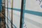壁内の湿気を屋外に排出し、壁内の結露を防ぐ「透湿防水シート」が張られました。